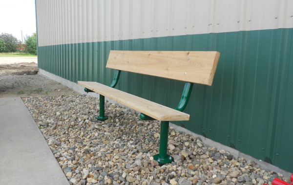 The Channel Bench