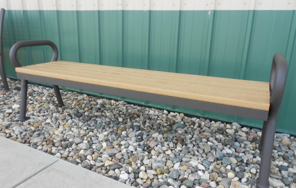 Flare Side Bench