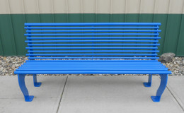 PBS Benches Blue8