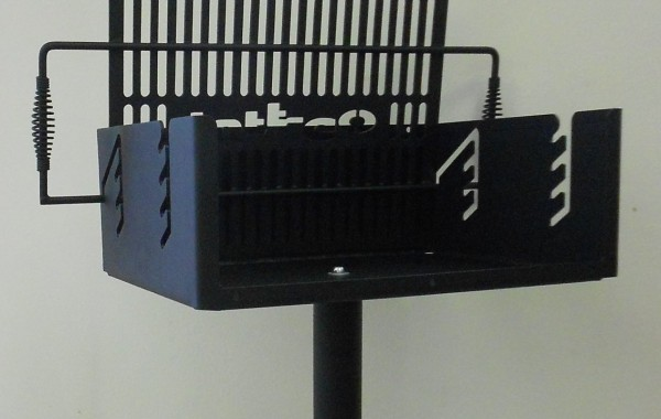 Swing Top Grill