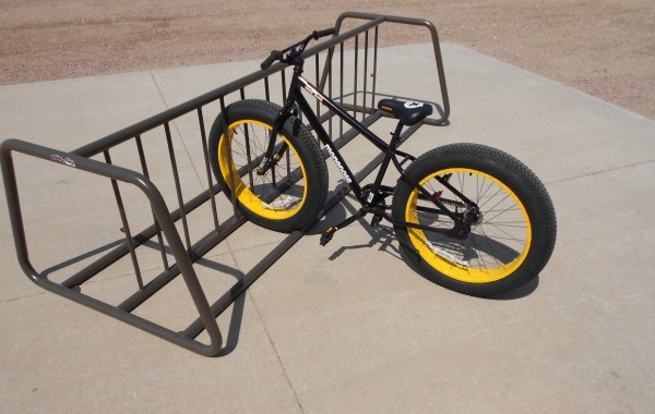 Fat Tire Bike Rack