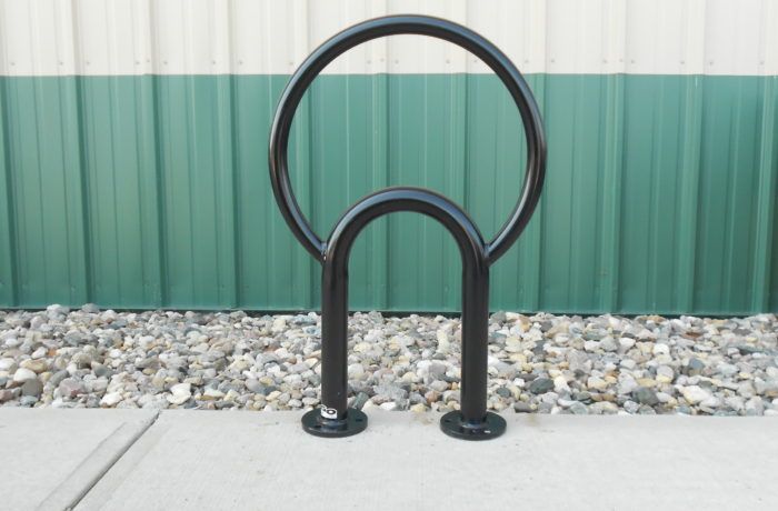 The Moon Ballard Bike Rack