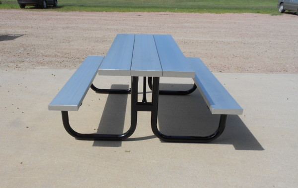 The Tuff-Go Gold Picnic Table