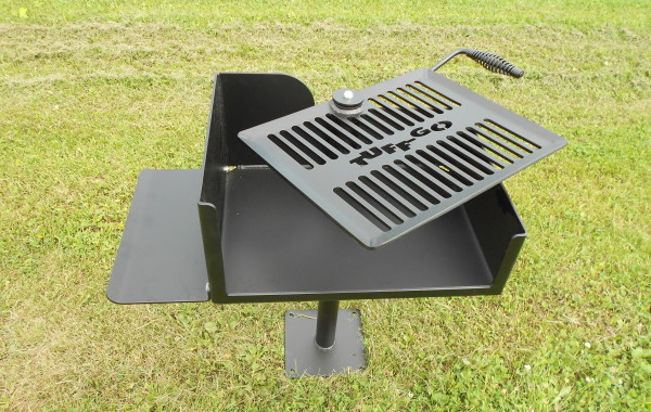 The ADA Pedestal Grill