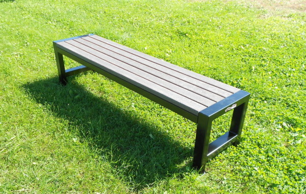 The Square Side Backless Bench
