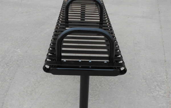 The Backless Transit Bench