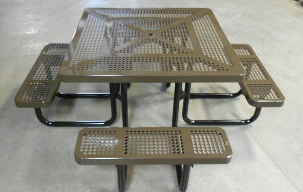 The Portable Square Picnic Table